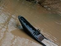 Hochwasser Eisenkahn