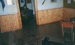 nach dem Hochwasser