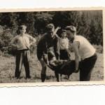 Brex 1953 Steine für Altar