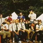 Pfadistufe Johanniter 1979